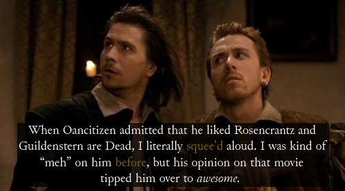 an analysis of the components of hamlet in rosencrantz and guildenstern are dead Academics since rosencrantz and guildenstern are dead was performed at the  the chosen parts of hamlet, along with the pure stoppard text, compose the.