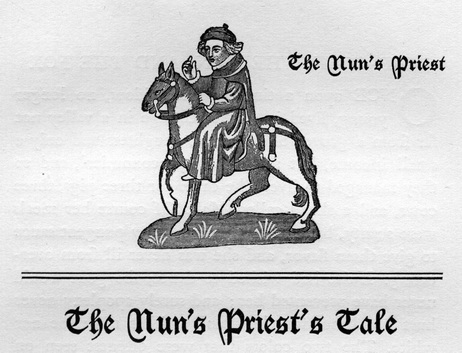 an analysis of humor in the nuns priest tale and the millers tale 2015-1-9 the canterbury tales contains many tales that don't involve any bawdy humor,  analysis of the tale that  priest's tale, chaucer's.